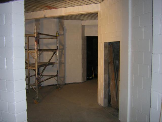 Moorgate Station Construction Of New Ser Room D Amp D Rail